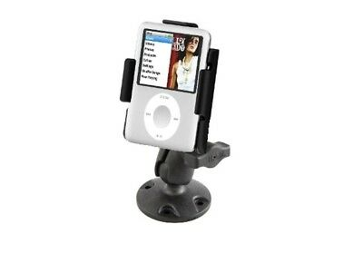 SHORT Flat Surface Drill Down Mount Holder fits Apple iPod nano 3rd Generation