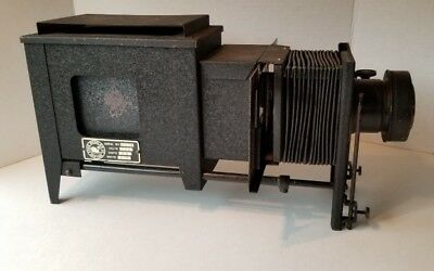 KoVintage Chas. Beseler Magic Lantern Projector - No. 8337 - Working - Complete