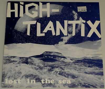 """12"""" Fr**hight-Tlantix - Lost In The Sea (Asmodee Productions '91)***10560"""