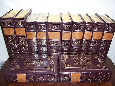 Easton Press OXFORD DICTIONARIES AND COMPANIONS in 12 volumes