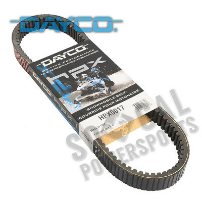 Dayco HPX Series Snowmobile Drive Belt Arctic Cat Powder Special 600 2K 2000