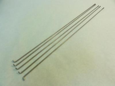 "180144 New-No Box, Alligator SS1-24/600 Lot-5 SS Spring Wire Pins, 0.141"" OD"