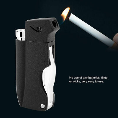 Multifunction Cigarette Lighter Tobacco Pipe lighter With 3 Pipe Cleaner Tools