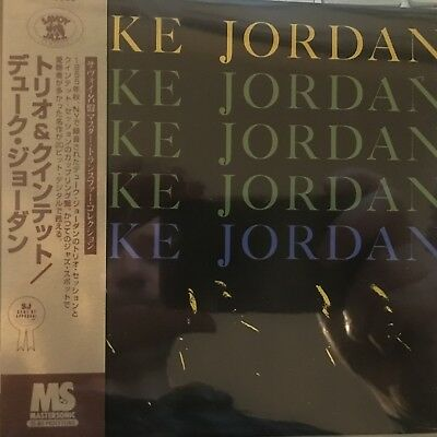 DUKE JORDAN - Trio And Quintet CD 1998 Savoy / Denon Japan Exc Cond! CY-18060
