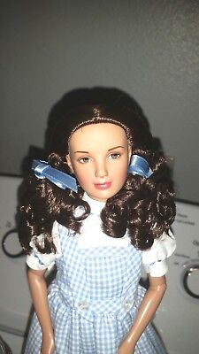 Tonner Wizard Of Oz Dorothy Doll 13'' tall NEW NO BOIX RARE