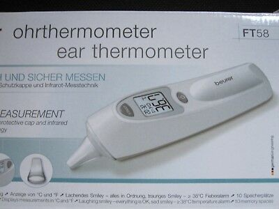 Ohrthermometer Firma Breuer FT58