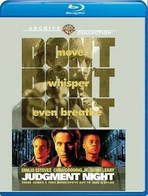 Judgment Night [New Blu-ray] Manufactured On Demand, Subtitled, Amaray Case
