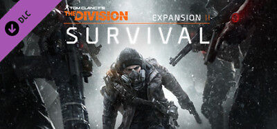 Tom Clancy's The Division - Expansion II: Survival DLC PC (Uplay key, gift)
