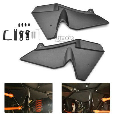 Motorcycle Radiator Side Cover Cap Guard Panel For KTM 1050 1190 1290 Adventure