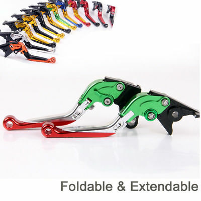 Folding Extend Brake Clutch Lever For aprilia RSV4 Factory/RS4RR Tuono V4 1100RR