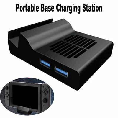Portable Dock Switch Converter HDMI Charging Base Station for Nintendo Switch