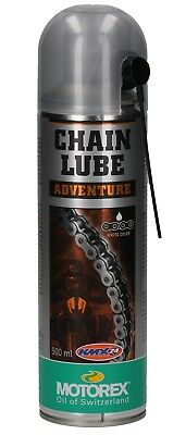 Motorex Chain Lube Adventure Kettenspray 500ml
