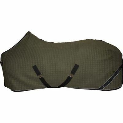 CATAGO Urban Tech Quilted Cooler Rug Olive Green 135cm / 6'0 - BNWT RRP £84.99