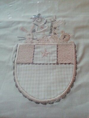 Wall Hanger For Nappy Storage For Baby In Nursery With 9 Pockets