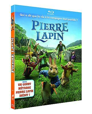 PIERRE LAPIN [Blu-ray + Digital UltraViolet]   EDITION FNAC NEUF SOUS BLISTER
