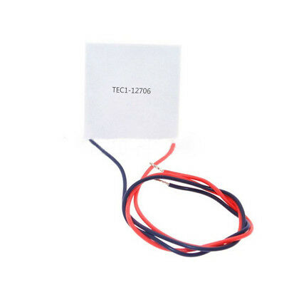 TEC1 12706 40*40mm Cooler Peltier Element Refrigeration Piece Thermoelectric