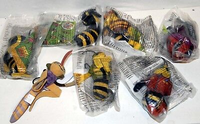 McDonalds Bee Movie Selection issued in 2007