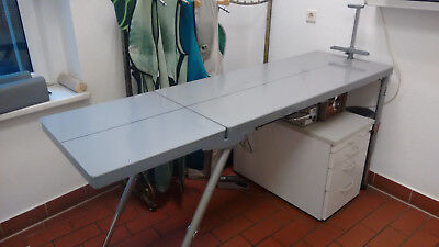 Röntgentisch Bucky Thorax Stativ X-Ray Table Medvet Bw