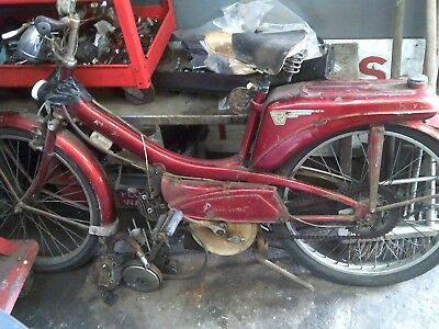 Raleigh Moped 50cc Classic