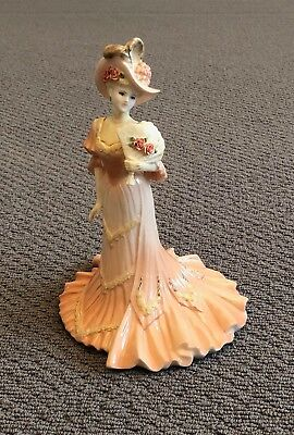 Coalport Figurine - Lady Harriet - No 613 Of 5000 - Immaculate Condition