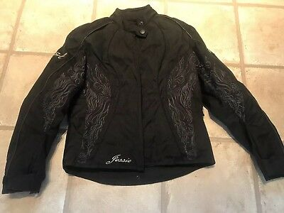 Ladies Motorcycle Jacket And Trousers RST Femme Collection Size 16