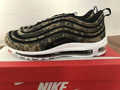 NIKE AIR MAX 97 Premium Country CAMO Pack Germany EU 42.5
