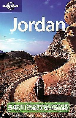 Jordan (Lonely Planet Country Guides), Walker, Jenny, Very Good Book