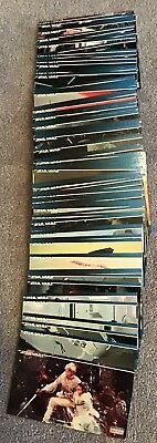 Star Wars Topps Widevision Trading Cards Complete Set 1994  1-120
