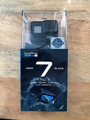 GoPro - HERO7 Black HD Waterproof Action Camera - Black CHDHX-701