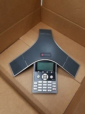 Professionally Refurbished Polycom Ip 7000 Conference Phone With Warranty