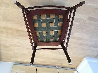 Antique Edwardian armchair chair ideal for library, bedroom or hall