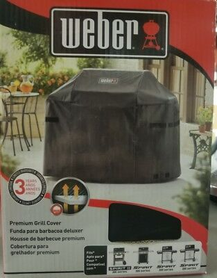 Weber Spirit 300 Series Grill Cover W 71 11 Picclick