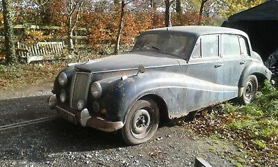 Armstrong Siddeley Star Sapphire 1960