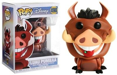 Disney - Pop! - The Lion King - Luau Pumbaa - Funko