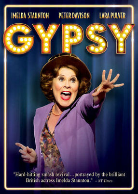 Gypsy: Live from the Savoy Theatre DVD NEW