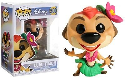 Disney - Pop! - The Lion King - Luau Timon - Funko