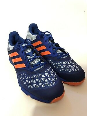 new arrival 798a8 1aef4 Adidas AQ6520 Field Hockey Performance Zone Dox Mens Shoes US 9