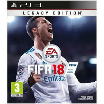Electronic Arts Ps3 - Fifa 18 Legacy Edition 1034429