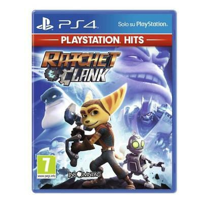Sony Ps4 - Ratchet   Clank (Ps Hits)  9415176