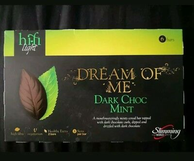 Slimming World Hi-Fi Bars Mint £4.79 FREE POSTAGE AND PACKING