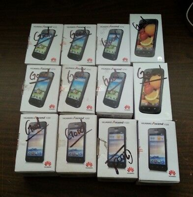 Wholesale Mixed HUAWEI Ascend Y330 U9202 Y210 Smartphones For Scrap Recycling