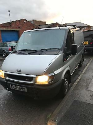 Ford Transit T280 125Ps 2006 Silver Spares Or Repairs
