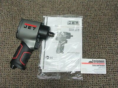 """JET Air 1/2"""" Compact Impact Wrench ~ Model: JAT-107"""