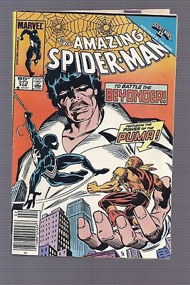 Canadian Newsstand Edition Amazing Spider-man #273 $0.95 Price Variant