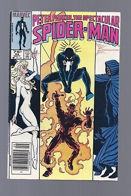 Canadian Newsstand Edition Spectacular Spider man #94 $0.75 Price Variant