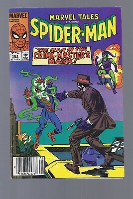Canadian Newsstand Edition Marvel Tales #164 $0.75 Price Variant