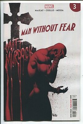 Man Without Fear #3 - Kyle Hotz Main Cover - Marvel Comics/2019