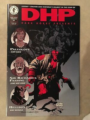 Dark Horse Presents #88 Signed By Mike Mignola 1994