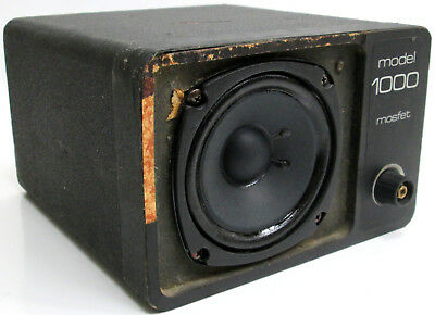 Anchor AN-1000 AN 1000 Mosfet Powered Active Speaker Monitor 8 OHM