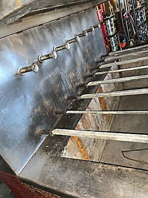 J&R Manufacturing Churrasco Wood fired Grill